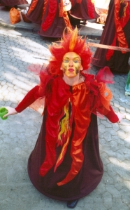Karnevals-Vulkan