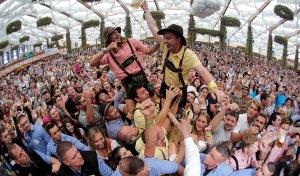Oktoberfest Opening Weekend