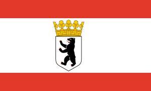 Berlin - Flag