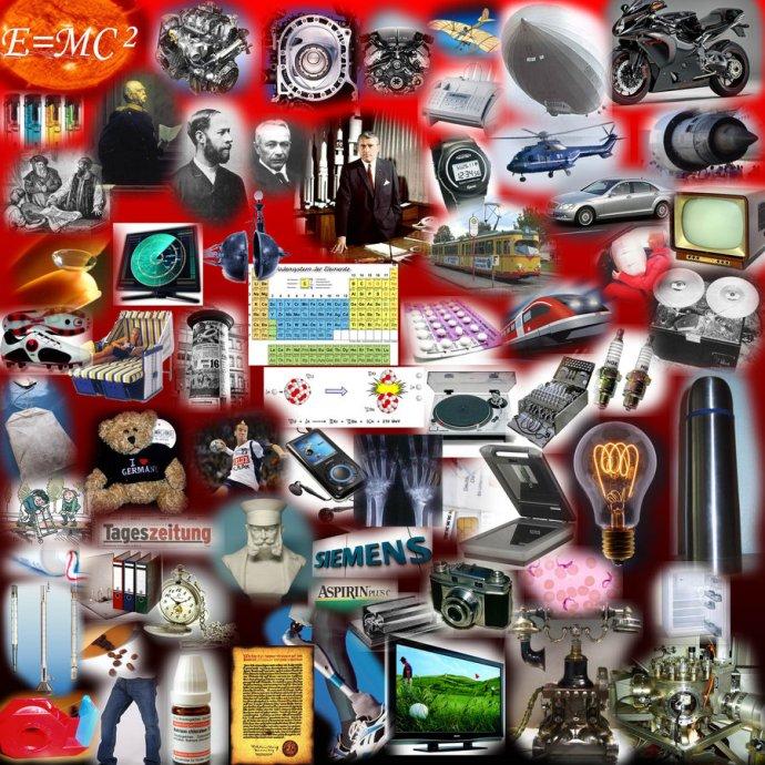 Blog 3- German Inventions