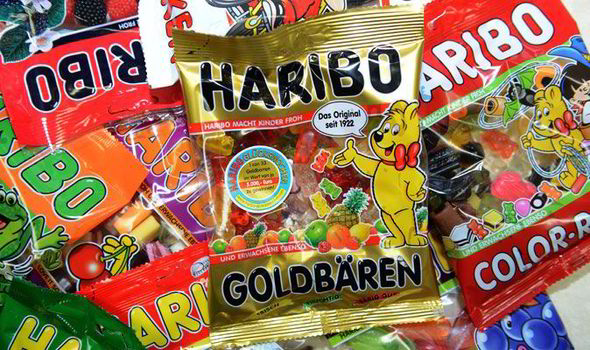 Blog 3 - Haribo