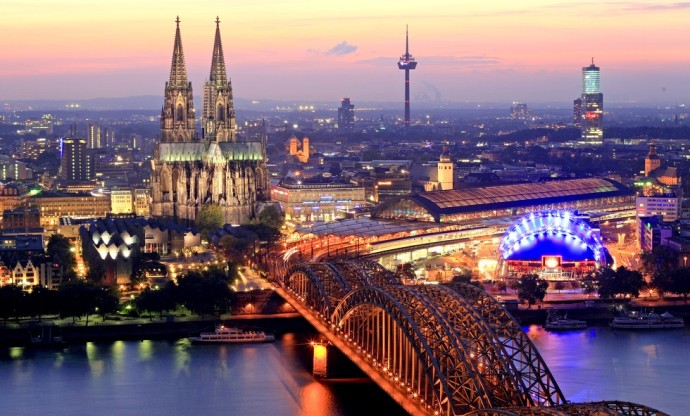 Cologne - City