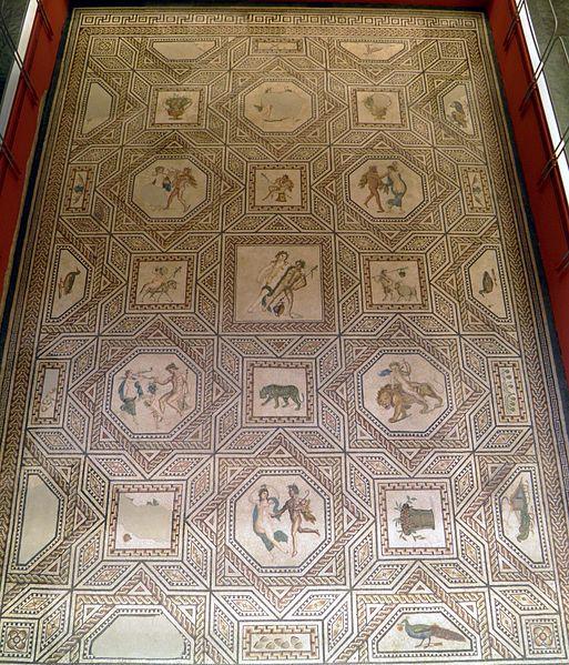 Cologne - Mosaic