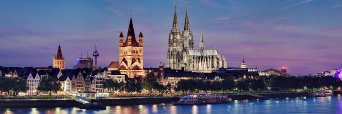 Cologne - Panorama 2