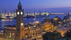Hamburg Hafen 2