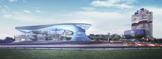 Munich - BMW Museum & Welt