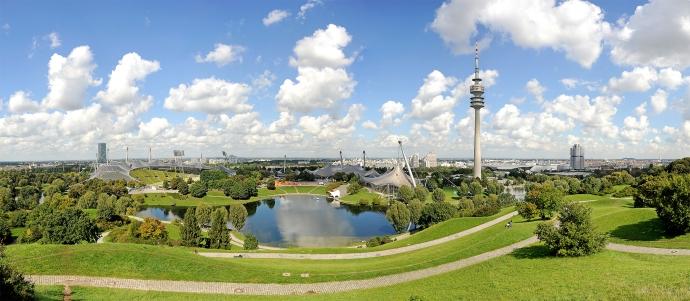 Munich - English Garden