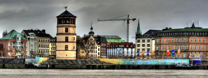 Duesseldorf - Panorama2