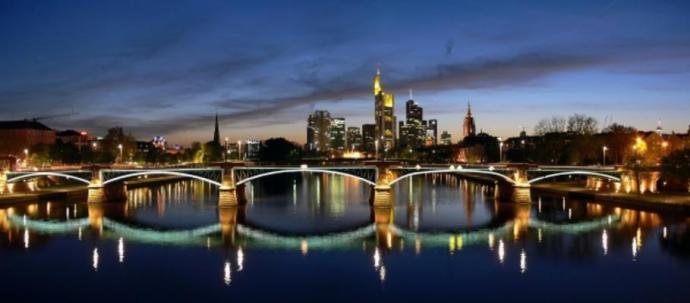 Frankfurt - Panorama