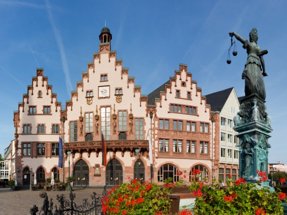 Frankfurt - Romer