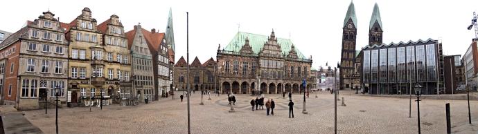 Bremen - panorama