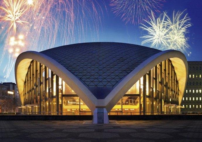 Dortmund - Opernhaus