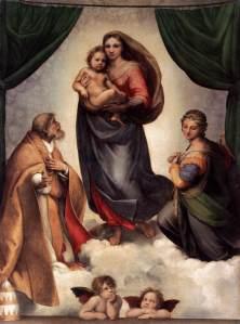 Dresden - Sistine Madonna