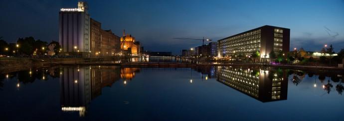 Duisburg - Panorama