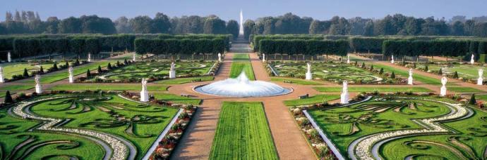 Hannover - Herrenhausen Gardens