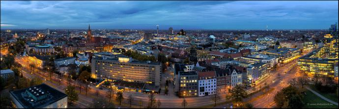 Hannover - Panorama