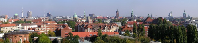 Hannover - Panorama2