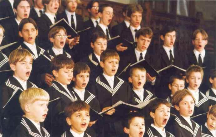 Leipzig - Thomanerchor