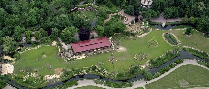 Leipzig - zoo