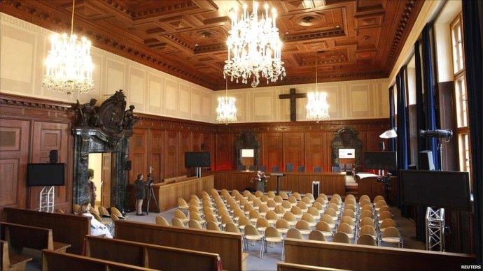 Nürnberg - Courtroom 600