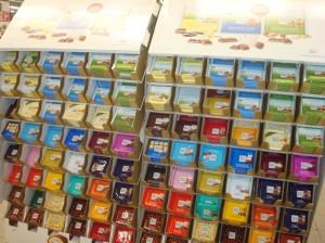 Ritter Sport - Chocolates
