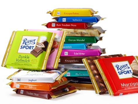 Ritter Sport - Chocolates2