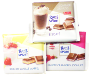 Ritter Sport - Limited Edition