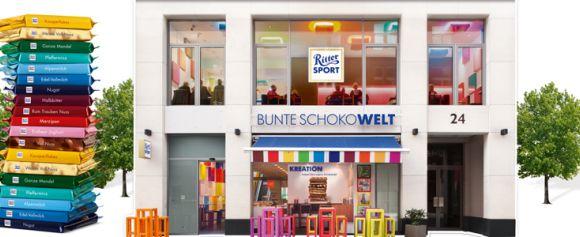 Ritter Sport - Schokowelt