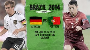 World Cup - Germany v Portugal