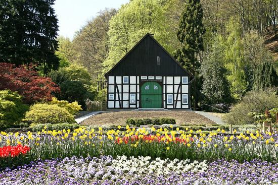 Bielefeld - Botanischer Garten