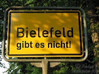 Bielefeld - Conspiracy