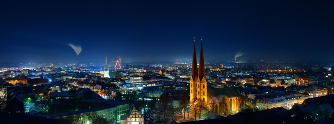 Bielefeld - Panorama