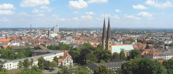 Bielefeld - Panorama2