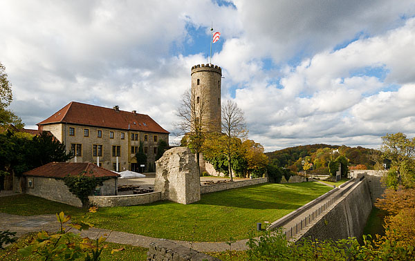 Bielefeld - Sparrenburg