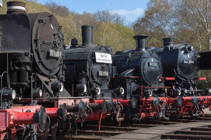 Bochum - Eisenbahnmuseum