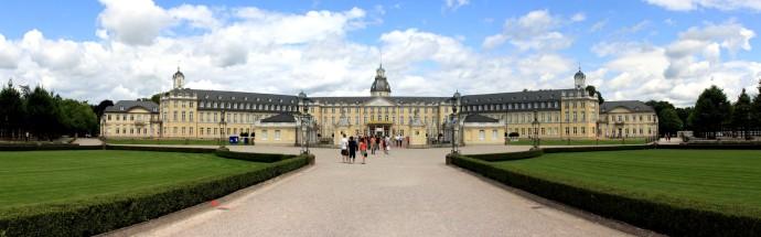 Karlsruhe - Schloss