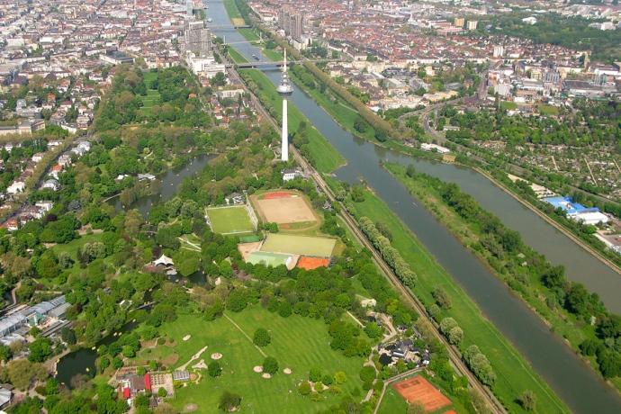 Mannheim - Luisenpark