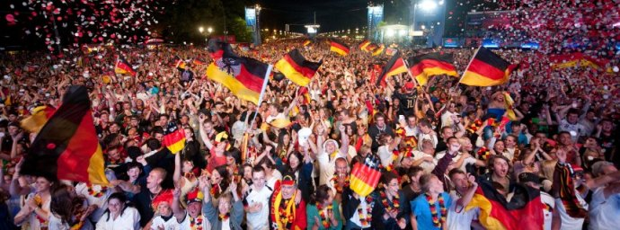 EURO 2012 - Public Viewing Berlin